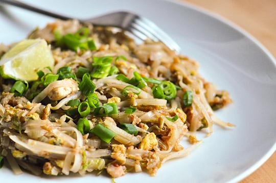 Dieta bezglutenowa – przepis na tajski makaron Pad Thai