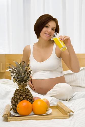 Co jeść w ciąży żeby dziecko było mądre?