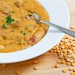 Zupa grochowa a ciąża i karmienie piersią