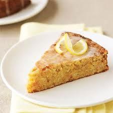 Dietetyczne ciasto cytrynowe