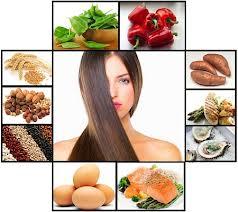 Dieta na zdrowe i piękne włosy