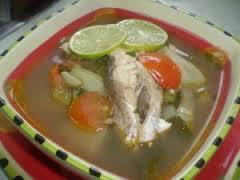 Rybna zupa krem