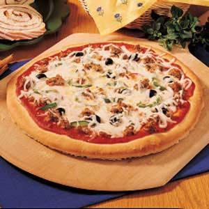 Przepis na bezglutenową pizzę