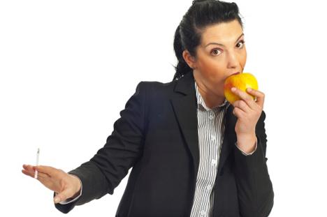 Dieta oczyszczająca po rzuceniu palenia
