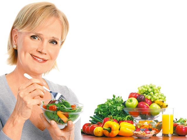 Dieta dla kobiet po 40-tce