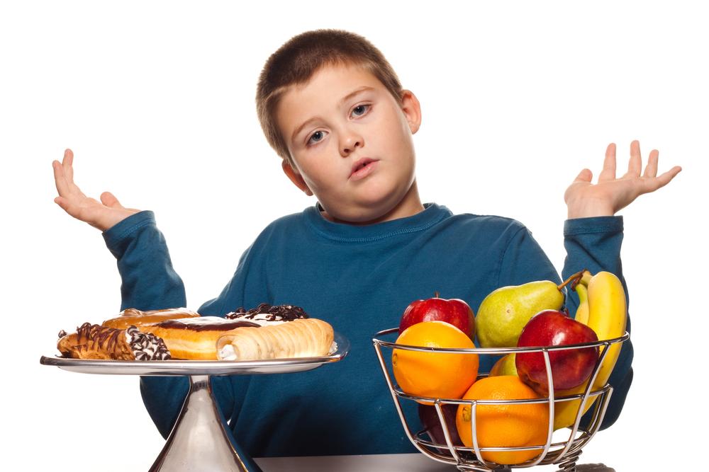 Dieta dla dziecka z nadwagą