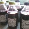 Sok z owoców czarnego bzu bez cukru