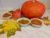 Muffinki z marchewki i jabłek z orzechami włoskimi