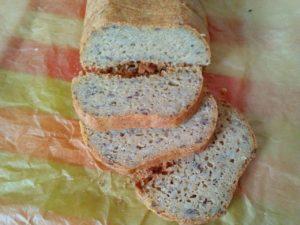 chleb bezglutenowy kukurydziany