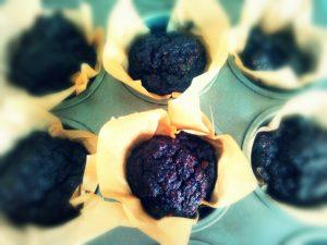 muffinki z buraka